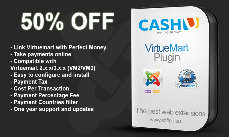 half-price-for-virtuemart-cashu-payment-method